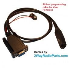 1616rb - Ribless Motorola Visar Programming Cable