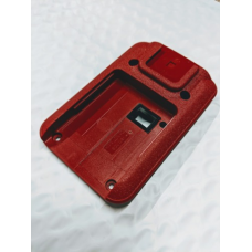 RHN1011B RHN1011 - Motorola MINITOR VI Cover Kit, Back Housing - RED