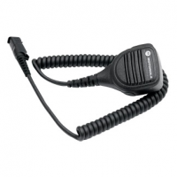 PMMN4076A, PMMN4076AL, PMMN4076 - Motorola Windporting Remote Speaker Microphone w 3.5mm IP54